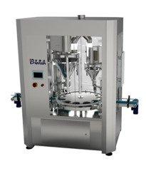 自动罐装机(双头、转盘式)