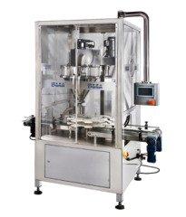 自动罐装机(单头、转盘式)