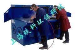 常熟UAS滤筒打磨工作台、苏州唐纳森DB打磨工作台