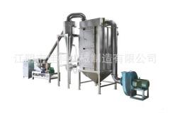 支持来料加工 WFJ系列超微粉碎机 大米、米粒吸尘细磨机的图片