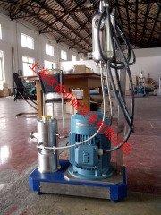 丁腈橡胶高速剪切乳化机
