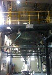 金属材料离心喷雾造粒干燥机的图片