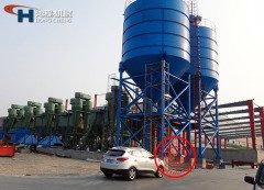 HC1700摆式磨粉机高产量低能耗矿石磨粉设备雷蒙磨的图片