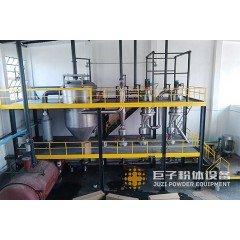 JZDB惰性气体保护气流粉碎分级机的图片