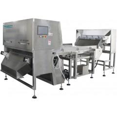 泰禾光电鹅卵石色选机 精确识别 高产高效