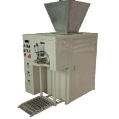纳米轻钙粉体真空包装机的图片
