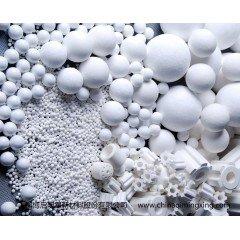 氧化铝球  微晶耐磨氧化铝球 研磨用山东氧化铝球直供