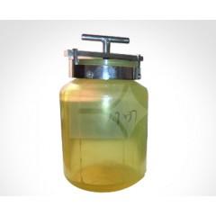 聚氨酯球磨罐 管磨机用球磨罐纯聚氨酯球磨罐