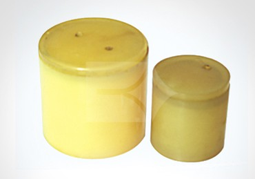 聚氨酯罐  山东行星球磨罐 高纯耐磨聚氨酯球磨罐图片