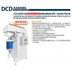 DCD高流量珠磨机的图片