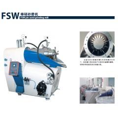 FSW棒销砂磨机的图片
