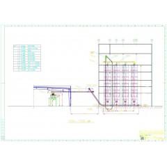 PVC混合料输送过程中防止分层的理想解决方案—管链输送系统