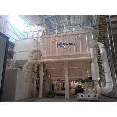 桂林鸿程HCH1395超细环辊磨粉机1000目以上的图片