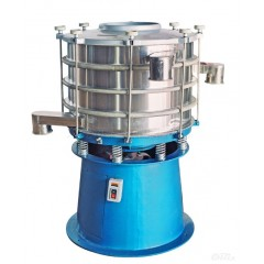 普通电机驱动分层振动筛-新乡华维的图片