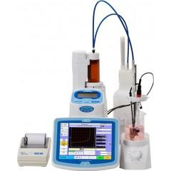 京都电子KEM自动电位滴定仪AT-710系列