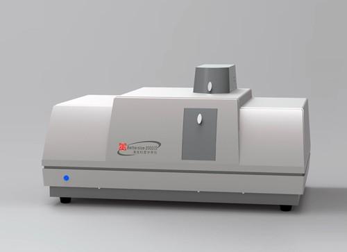百特Bettersize2000B激光粒度仪的图片