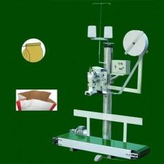 输送带缝包机(可选配折边机)