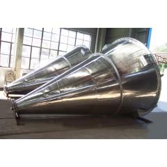 双螺旋锥形混合机的图片