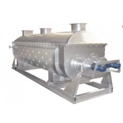 黏陶土专用空心桨叶干燥机