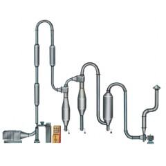 氢氧化铝专用气流式干燥机