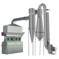 硫酸亚铁卧式沸腾干燥机