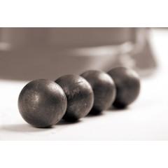 耐磨钢球螺旋孔型_山东伊莱特钢球