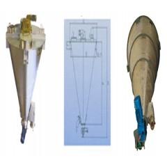 ZSH系列下传动锥形混合机的图片