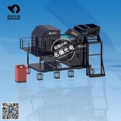 名德矿石色选机 非金属矿专用 可满足120目-10公分 分选精度高 产量高的图片