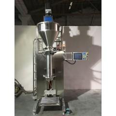 超细粉脱气称重式螺旋包装机