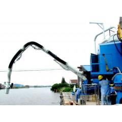 高效负压吸送卸船机的图片
