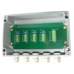 传感器接线盒