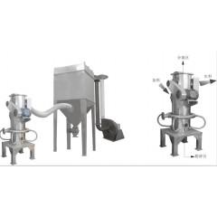 新一代高精度气流粉碎机的图片