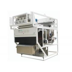 中科履带式双层矿石色选机DBS1280-D 1公分-5公分大小颗粒专用色选机 湿选