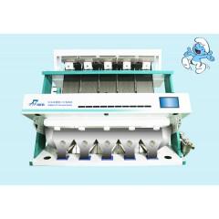 4-140目,2012年投放市场,超5年稳定运行,蓝精灵1.0微粒石英砂专用色选机