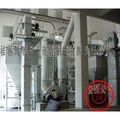 HC1000滑石粉雷蒙磨小型雷蒙磨粉机重晶石碳酸钙的图片