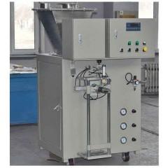 ZBC01自动敞口包装机小立式包装机粉体包装机械的图片