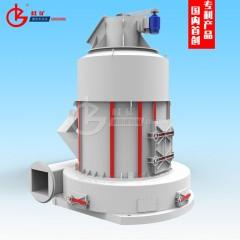 桂矿新型磨粉机助力非金属矿行业的发展