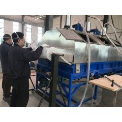 纳米气凝胶保温毡生产线