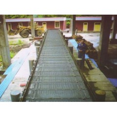 (多带式)翻板干燥机