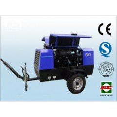 DMCY柴油移动螺杆空压机(两轮)