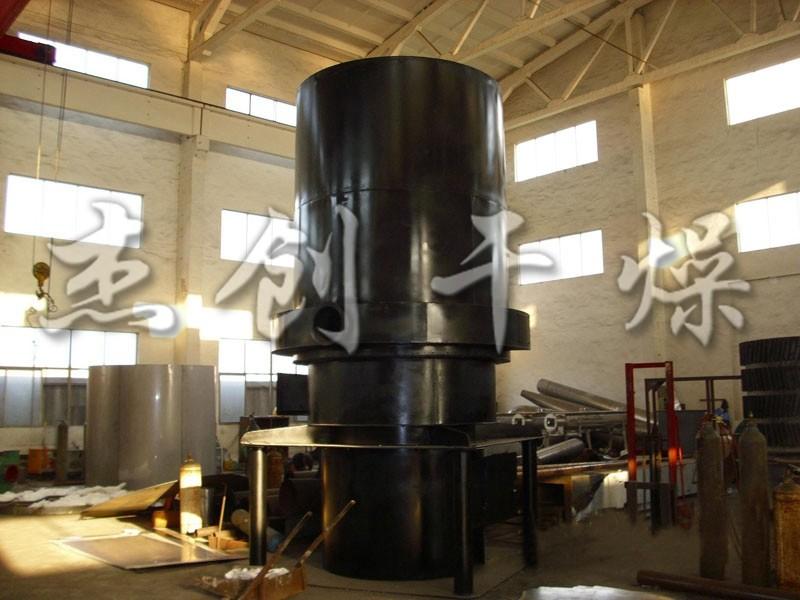JRF系列燃煤热风炉图片