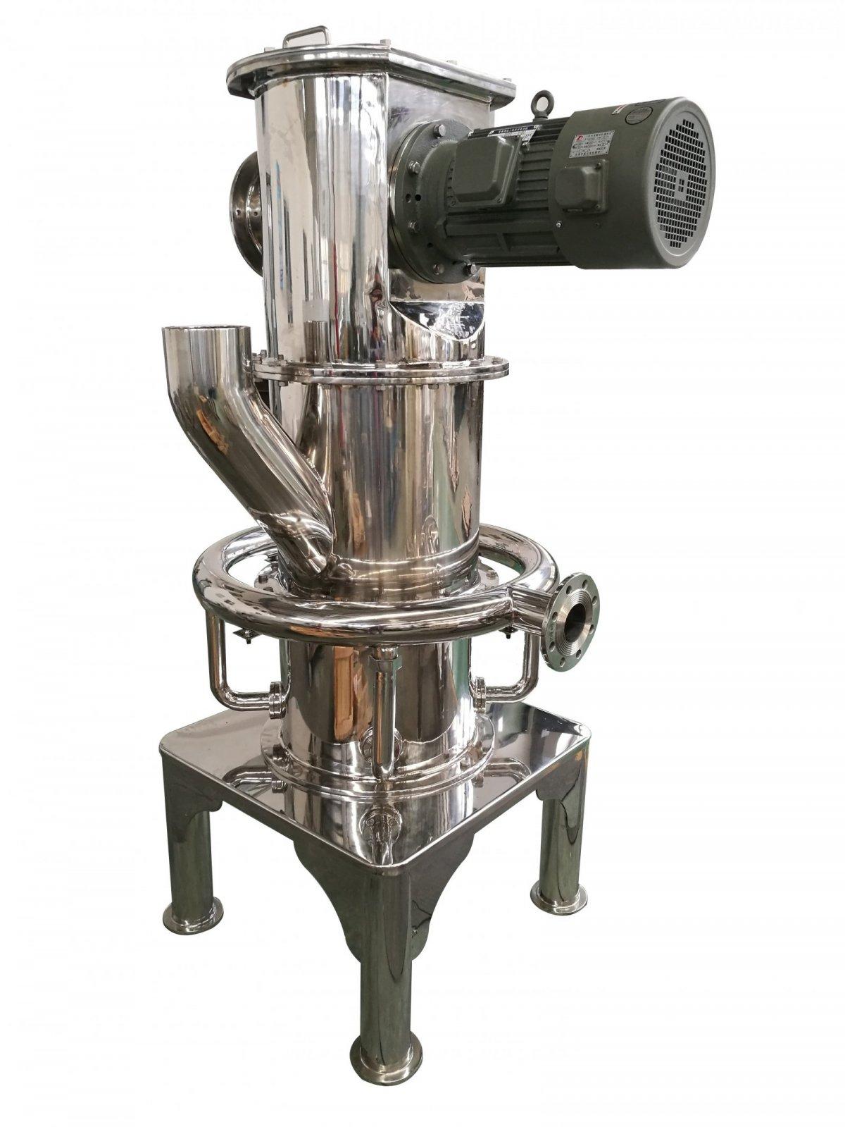 氮气保护粉碎系统图片
