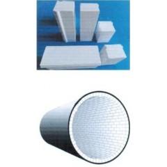 氧化铝陶瓷内衬矩形楔形砖