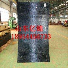双金属堆焊复合耐磨板8+8 按图纸下料