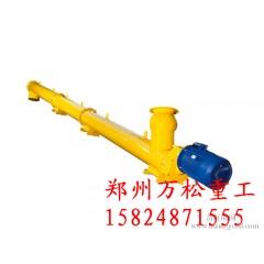 LS型螺旋输送机特点的图片