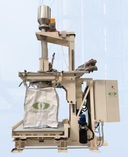 康柏斯全自动吨袋包装机的图片