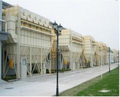 工业烟尘收集处理系统