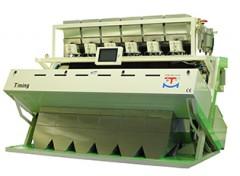 大米专用色选机 韩国泰明色选机产量高的图片