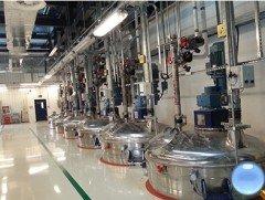 年产3000-30000吨油漆/涂料生产线