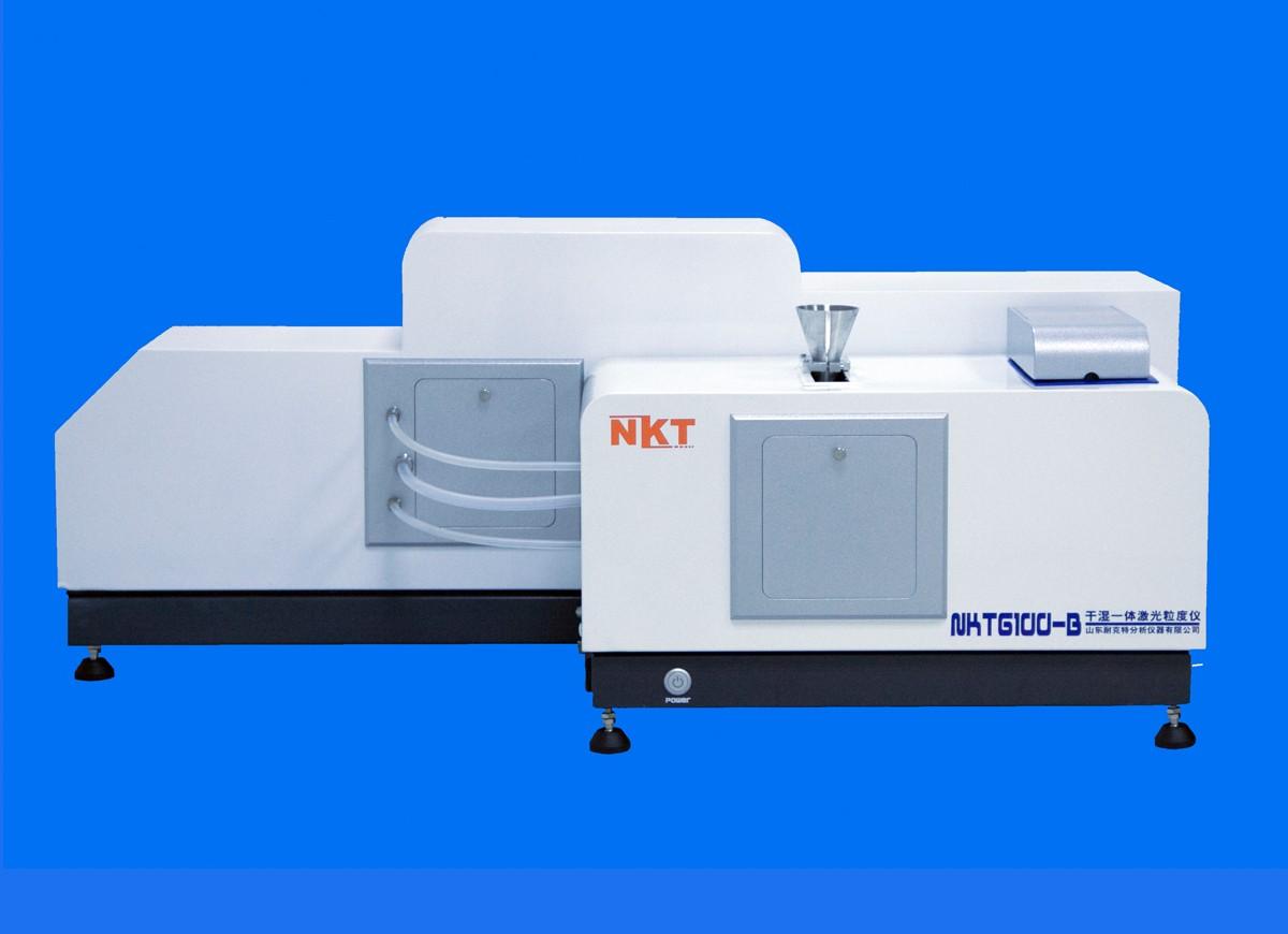 NKT6100-B干湿一体全自动激光粒度分析仪的图片